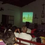 Cineclube IPHANAQ encerra atividades de 2013 com exibição na Festa do Padroeiro de Forquilha