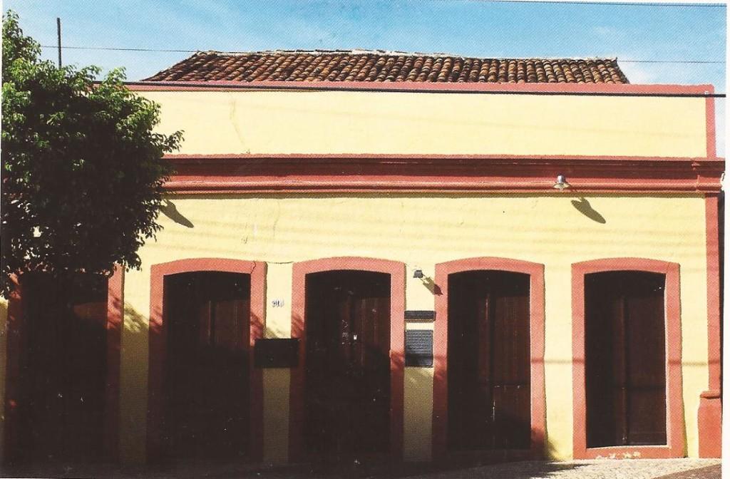 Casa Antônio Conselheiro onde será realizada a mostra com as três exposições