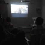 """Instituto Antônio Conselheiro (IAC) recebe exibição do documentário """"A Bola, o Trem e o Rádio"""""""