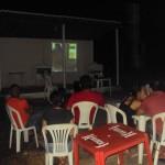 Cineclube Iphanaq retorna a comunidade de Aroeiras com exibição na Festa da Padroeira