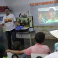 Neste dia 27 de julho o Cineclube Sertão Itinerante esteve no Assentamento Tapajós/ Guarujá, com mais uma vez exibição pelo sertão. Esta já é a exibição de número 11, de […]